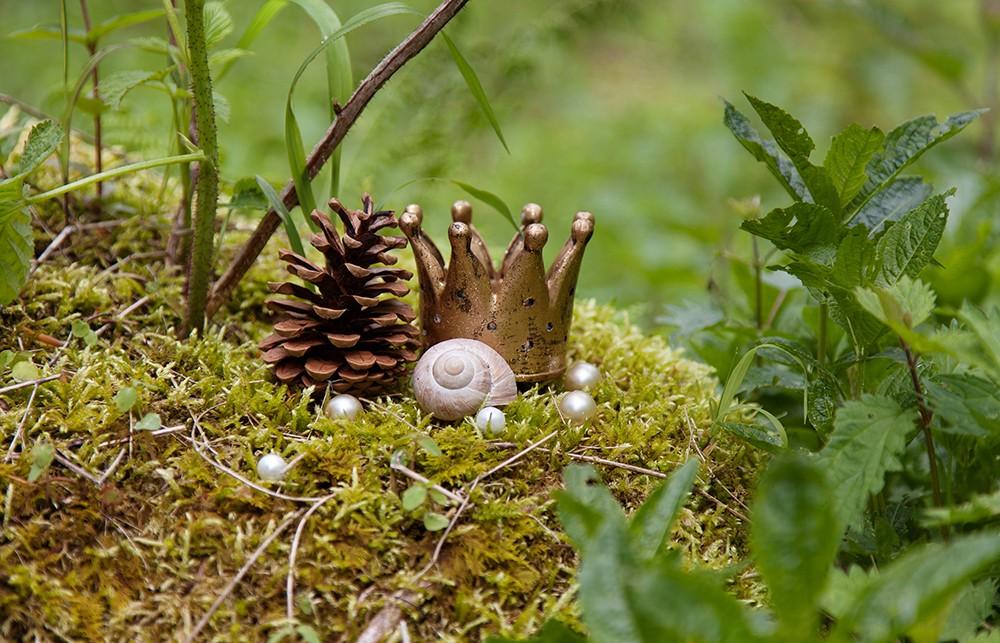 Bienenkönigin - Im Wald unter dem Moos ...