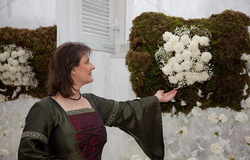 Frau Holle Landesgartenschau 2010